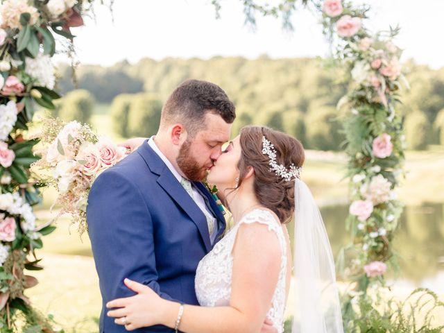 Jeb and Victoria's Wedding in Jonesborough, Tennessee 50
