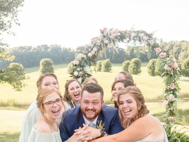 Jeb and Victoria's Wedding in Jonesborough, Tennessee 55
