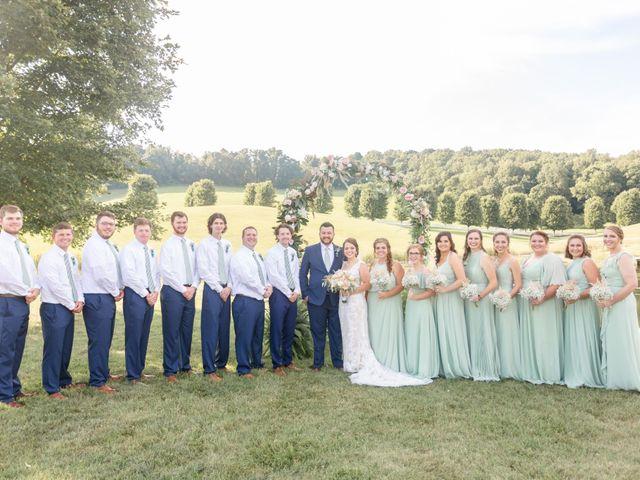 Jeb and Victoria's Wedding in Jonesborough, Tennessee 59