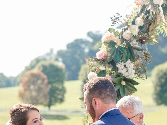 Jeb and Victoria's Wedding in Jonesborough, Tennessee 61