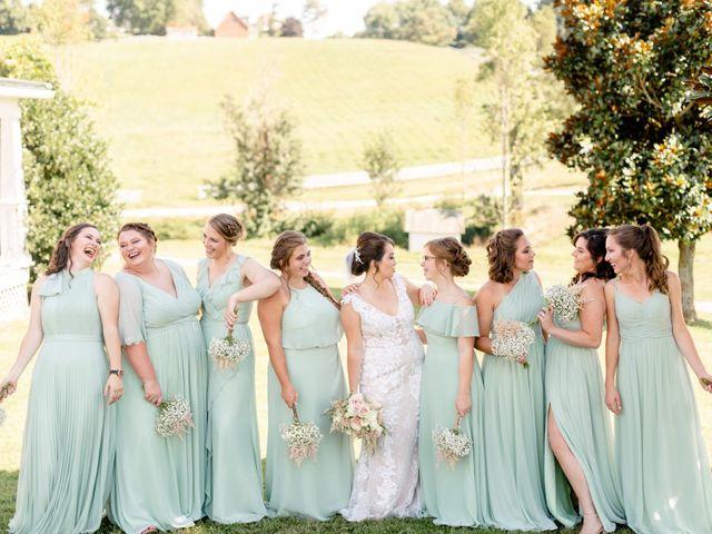 Jeb and Victoria's Wedding in Jonesborough, Tennessee 66