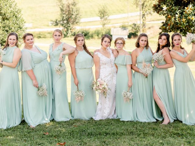 Jeb and Victoria's Wedding in Jonesborough, Tennessee 67