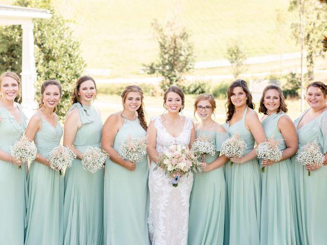 Jeb and Victoria's Wedding in Jonesborough, Tennessee 71