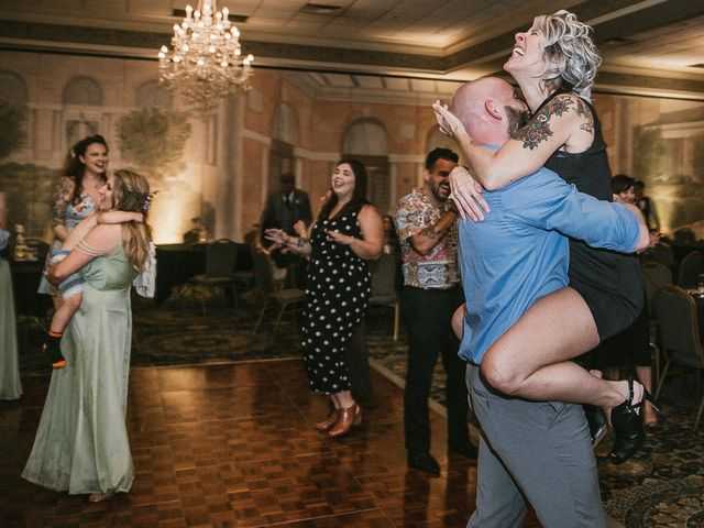 Jaysen and Shannon's Wedding in Mason, Ohio 3