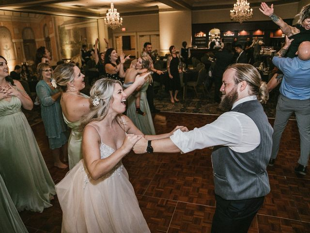 Jaysen and Shannon's Wedding in Mason, Ohio 4