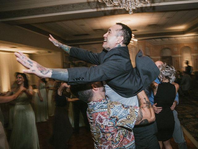 Jaysen and Shannon's Wedding in Mason, Ohio 5