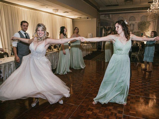 Jaysen and Shannon's Wedding in Mason, Ohio 6