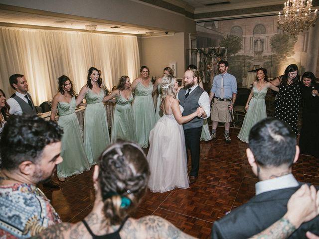 Jaysen and Shannon's Wedding in Mason, Ohio 7