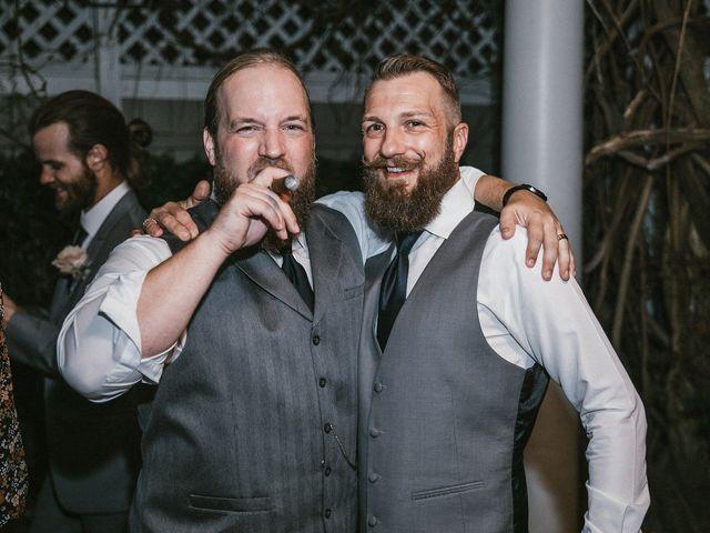 Jaysen and Shannon's Wedding in Mason, Ohio 8