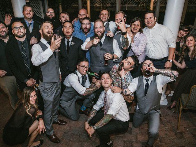 Jaysen and Shannon's Wedding in Mason, Ohio 11