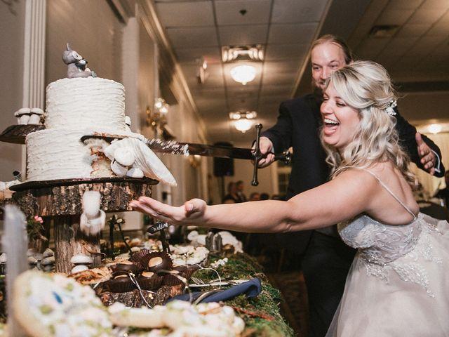 Jaysen and Shannon's Wedding in Mason, Ohio 14