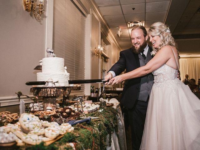 Jaysen and Shannon's Wedding in Mason, Ohio 1