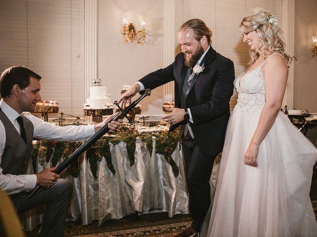 Jaysen and Shannon's Wedding in Mason, Ohio 15