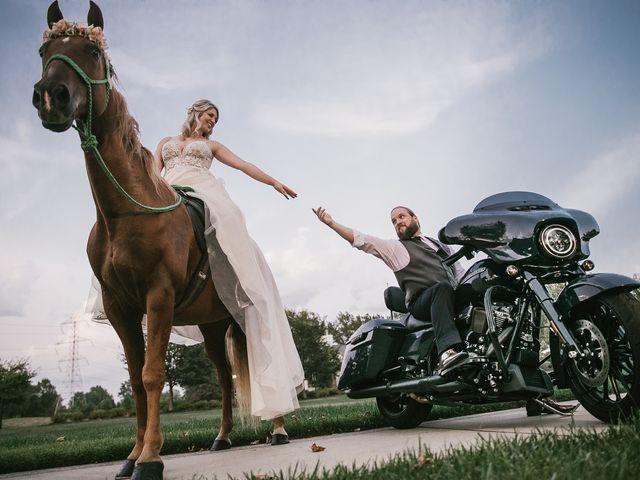 Jaysen and Shannon's Wedding in Mason, Ohio 29