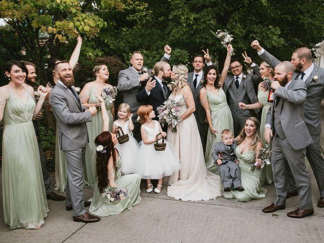 Jaysen and Shannon's Wedding in Mason, Ohio 31