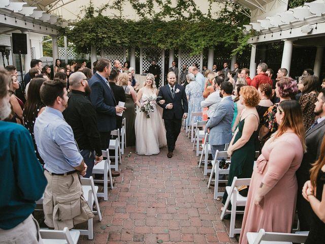 Jaysen and Shannon's Wedding in Mason, Ohio 33