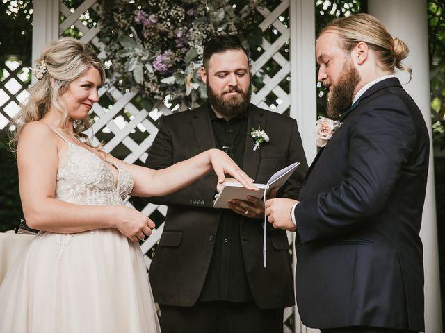 Jaysen and Shannon's Wedding in Mason, Ohio 34