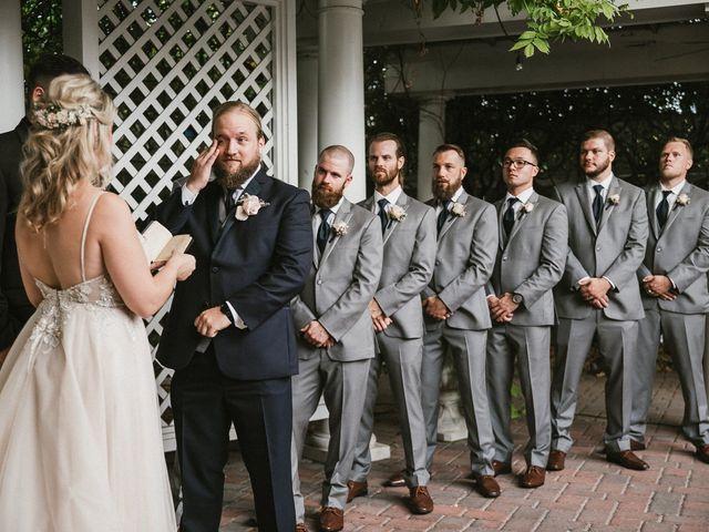 Jaysen and Shannon's Wedding in Mason, Ohio 35