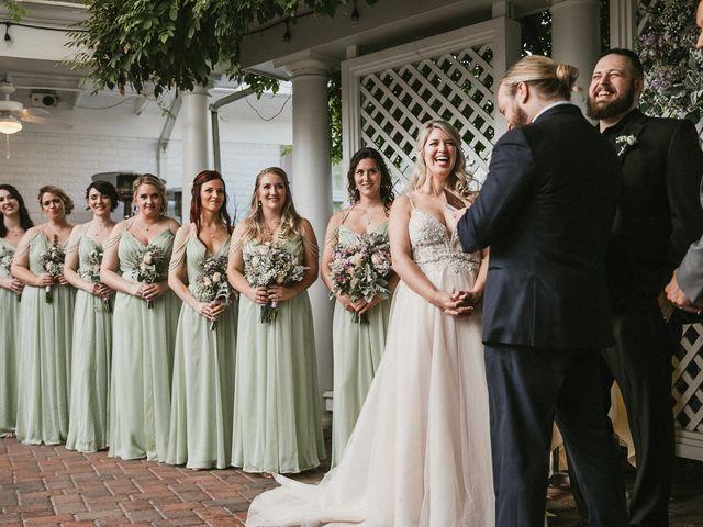 Jaysen and Shannon's Wedding in Mason, Ohio 37