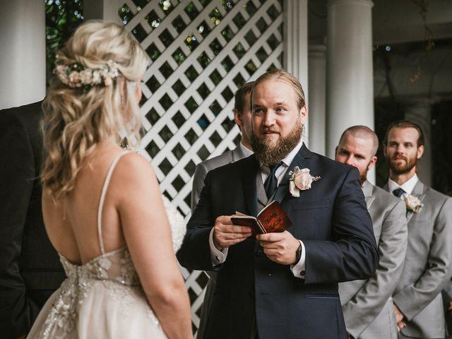 Jaysen and Shannon's Wedding in Mason, Ohio 38