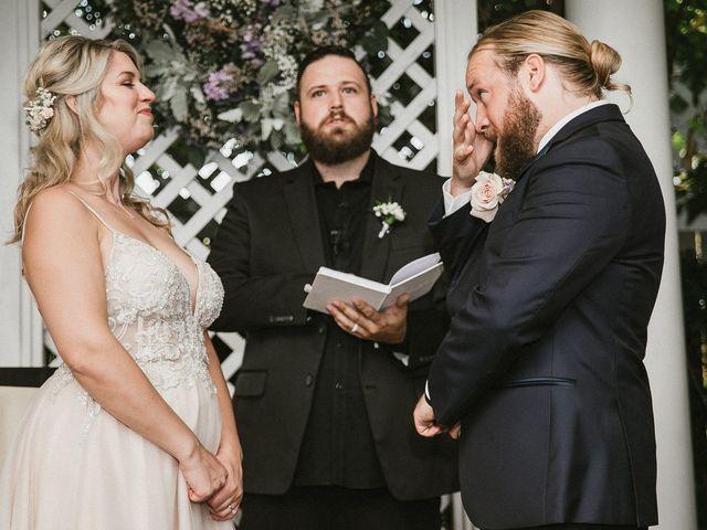 Jaysen and Shannon's Wedding in Mason, Ohio 39