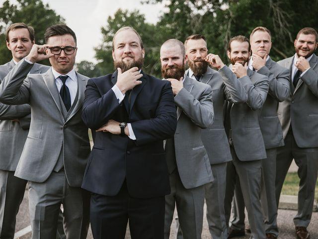 Jaysen and Shannon's Wedding in Mason, Ohio 72