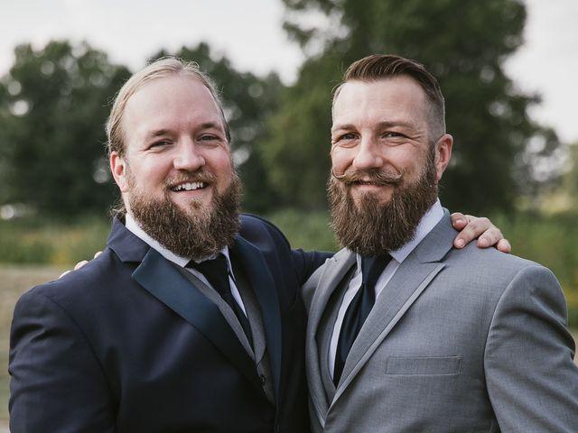 Jaysen and Shannon's Wedding in Mason, Ohio 73
