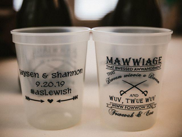 Jaysen and Shannon's Wedding in Mason, Ohio 83