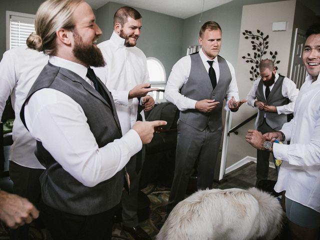 Jaysen and Shannon's Wedding in Mason, Ohio 91