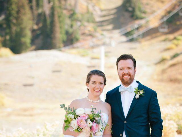 Pete and Nikki's Wedding in Salt Lake City, Utah 17