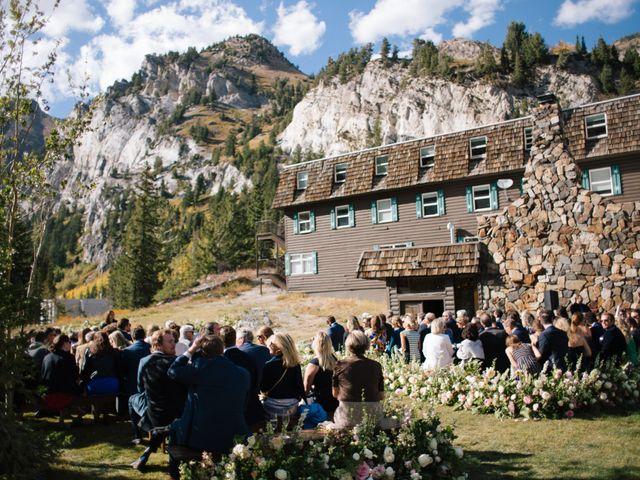 Pete and Nikki's Wedding in Salt Lake City, Utah 26