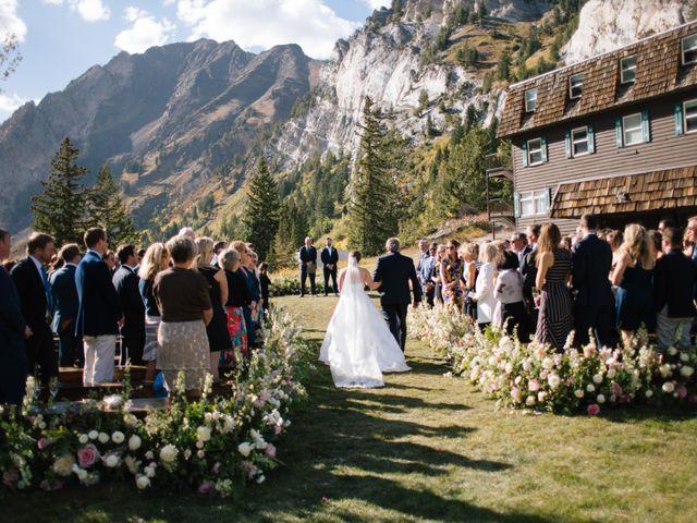 Pete and Nikki's Wedding in Salt Lake City, Utah 30