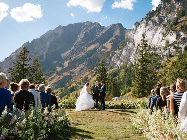 Pete and Nikki's Wedding in Salt Lake City, Utah 33