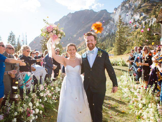 Pete and Nikki's Wedding in Salt Lake City, Utah 39