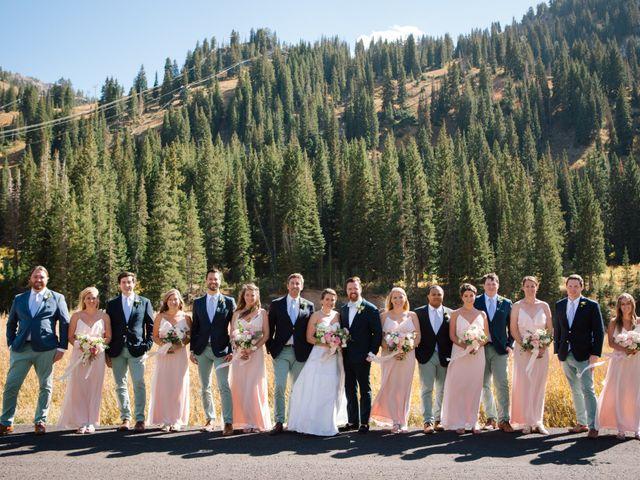 Pete and Nikki's Wedding in Salt Lake City, Utah 41