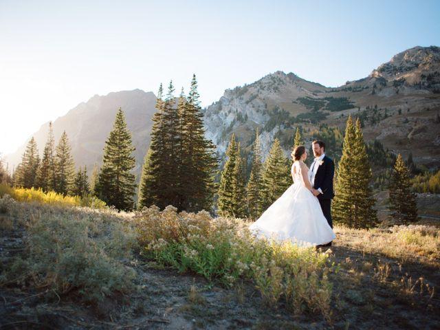 Pete and Nikki's Wedding in Salt Lake City, Utah 2
