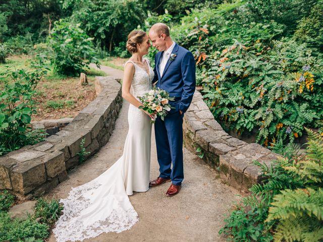 The wedding of Jim and Elizabeth