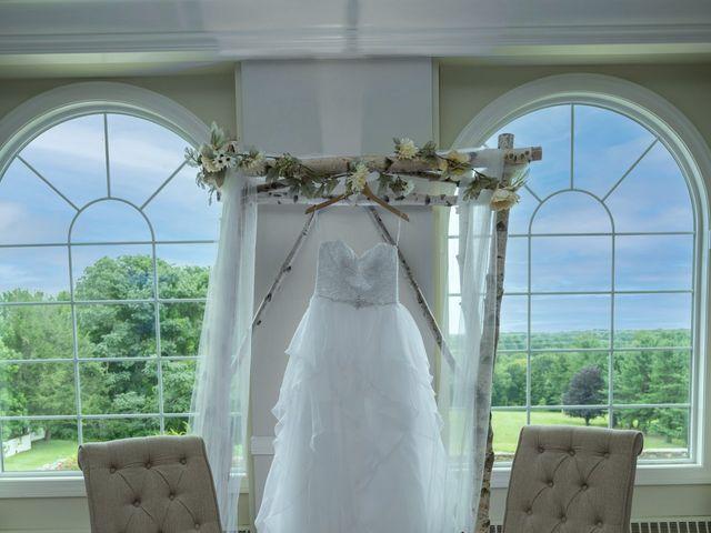 Ryan and Karen's Wedding in Woodbridge, Connecticut 3