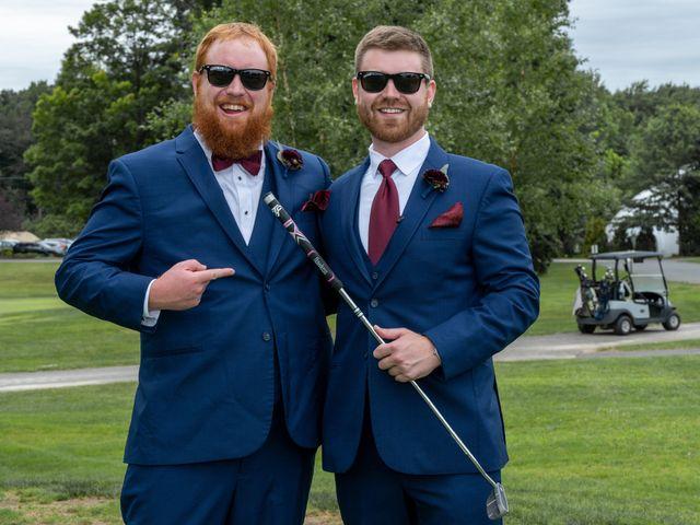 Ryan and Karen's Wedding in Woodbridge, Connecticut 4