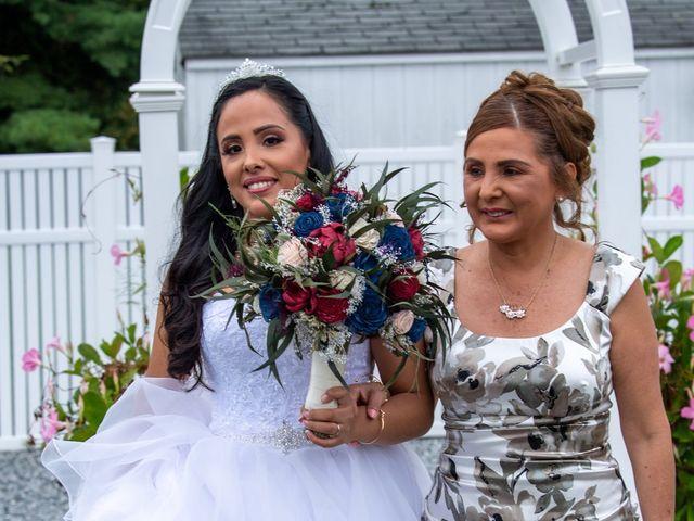 Ryan and Karen's Wedding in Woodbridge, Connecticut 5