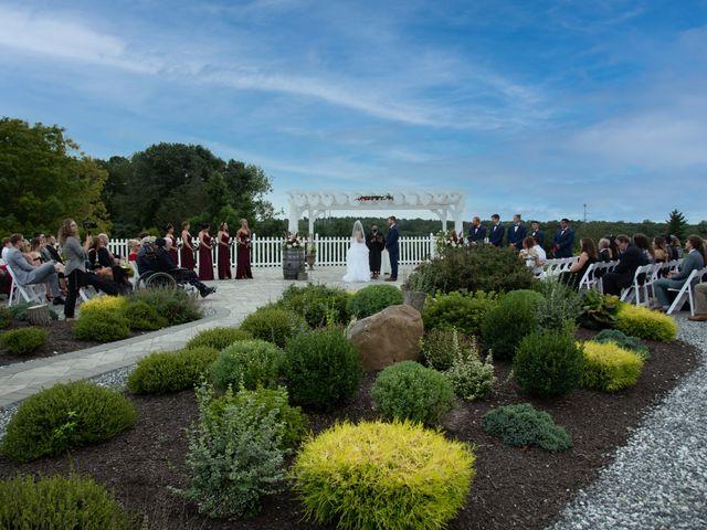 Ryan and Karen's Wedding in Woodbridge, Connecticut 8