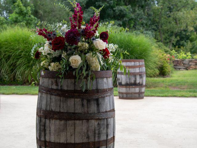 Ryan and Karen's Wedding in Woodbridge, Connecticut 9