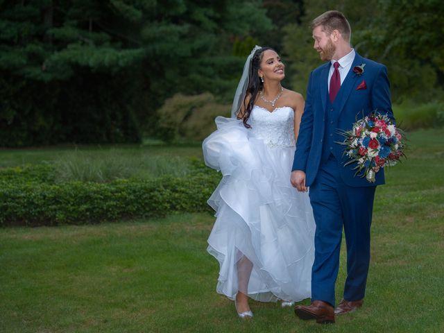 Ryan and Karen's Wedding in Woodbridge, Connecticut 1