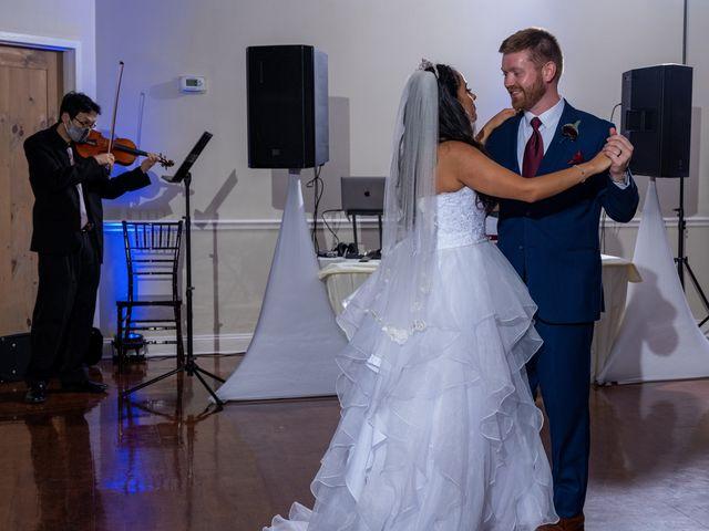 Ryan and Karen's Wedding in Woodbridge, Connecticut 11