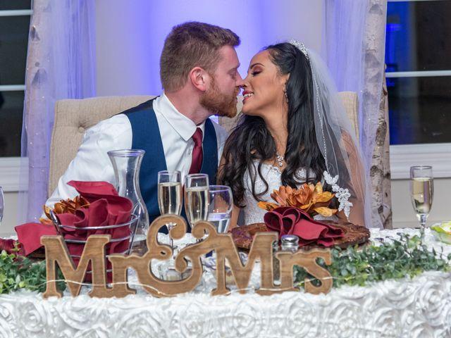 Ryan and Karen's Wedding in Woodbridge, Connecticut 12
