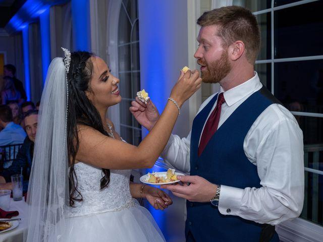 Ryan and Karen's Wedding in Woodbridge, Connecticut 13