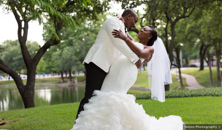 Yannick and Palvin's Wedding in Dallas, Texas