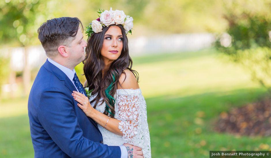 Jordan and Katie's Wedding in Charlotte, Tennessee