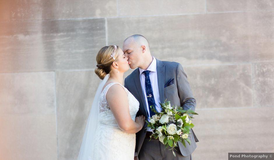 Frey and LIsa's Wedding in Kansas City, Missouri