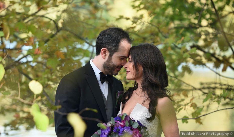 Matt and Jamie's Wedding in Tarrytown, New York